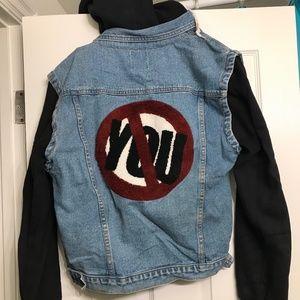 UNIF Jean jacket